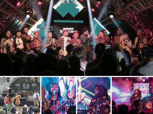 Ardan Indie 7 Showcase 2019 di Bumi Sangkuriang