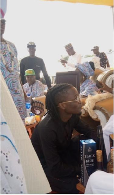 BBNaija winner, Laycon conferred with chieftaincy title in Ogun