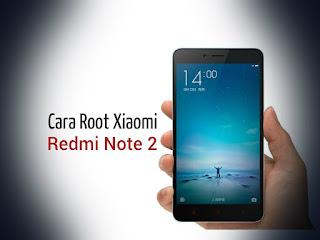 Cara Root dan Pasang TWRP Xiaomi Redmi Note 2 Anti Gagal Dengan PC