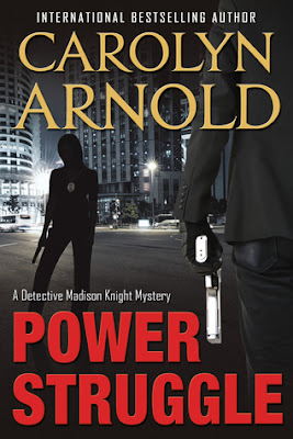 Bea's Book Nook, Power Struggle, Carolyn Arnold, Excerpt, Giveaway
