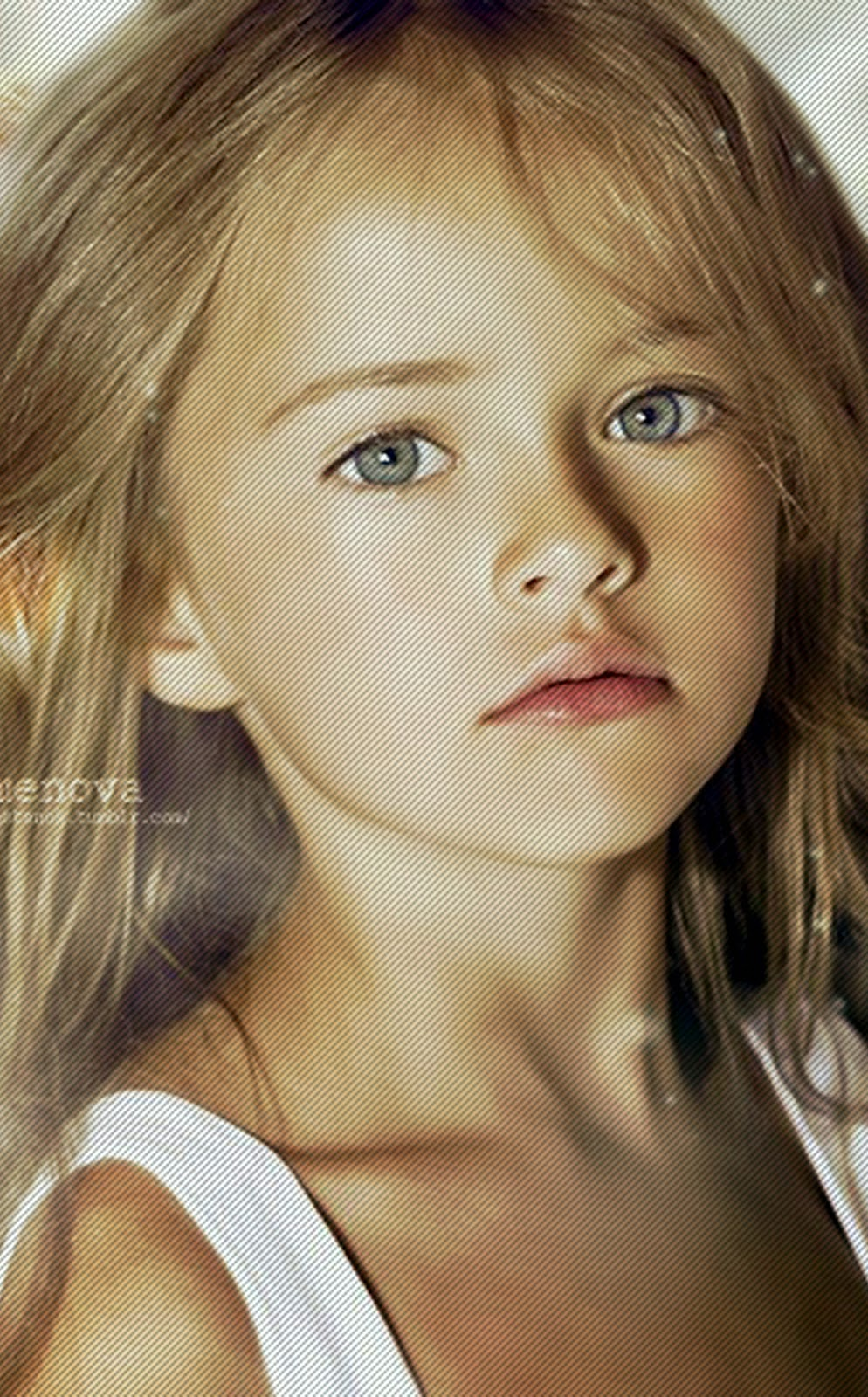 Kristina Pimenova (born December 27, 2005 in Moscow, Russia) is a talented Russian model and actress. She began modeling at the age of 3, doing catwalk and fashion shows. Kristina travels a lot & likes doing so. Her father is a football player and her mom is currently not working and spends most of her time with Kristina. She first got started in modelling when she was 3 years old, anywhere her mom would go, people would tell her how adorable Kristina was and tell her to try modelling. Her mom decided to try it out and Kristie soon realised how much fun it was, especially catwalk and fashion shows. She's been having a blast ever since and is still loving every minute of it! The most beautiful girl in the world – Kristina Pimenova The little and incredibly beautiful 6 years old Russian model Kristina Pimenova  has an angel face. She is from Moscow and has been modelling since the age of 4. Her mother has been working as a model as well and involved her daughter into the glamour world of fashion. With a stunning azure blue eyes and angelic appearance there is no doubt that many enchant all important and famous fashion names have remained enthralled by her beauty, so it's no wonder that Christina is already on the cover of the prestigious Vogue Bambini. She has already had fashion collaborations with the greatest designer brand like Roberto Cavalli and Benetton. This young model will be known in the world of fashion in the near future. #kristinapimenova #model #russia #fashion #angel #actress #beautiful #modeling #girl
