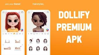 Dollify v1.1.2 Apk [Premium Unlocked]