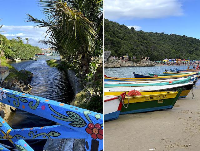 Trip por Santa Catarina - Praias de Garopaba, Guarda do Embaú e Balneário Camburiú