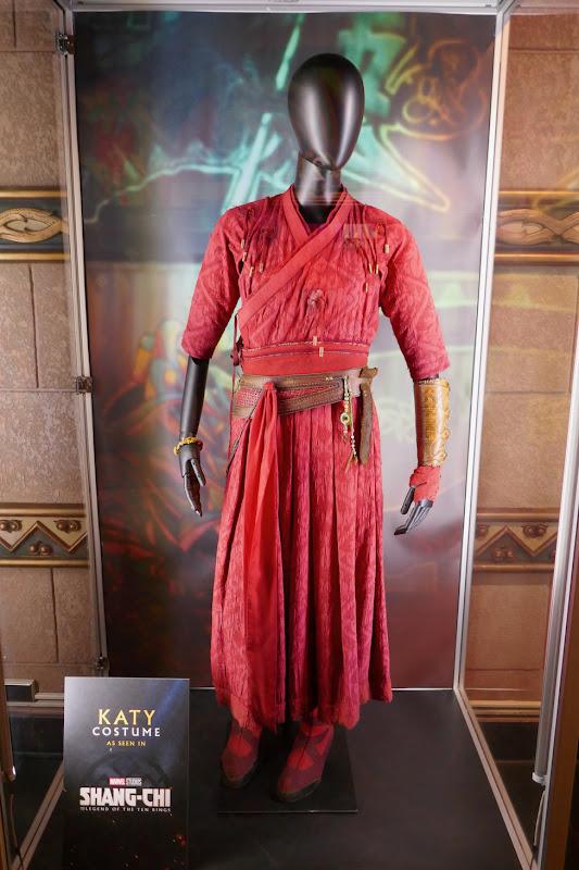 Awkwafina Shang-Chi Legend Ten Rings Katy movie costume