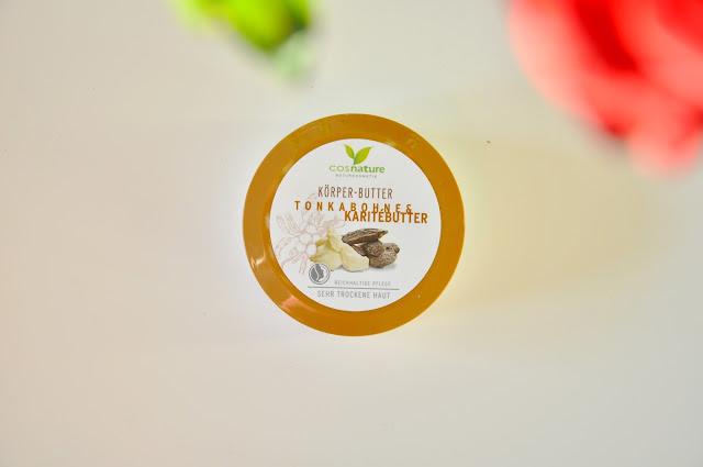 naturalne masło do ciała z masłem shea cosnature