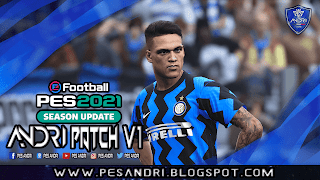 PES 2021 Andri Patch V1.0 AIO For PC