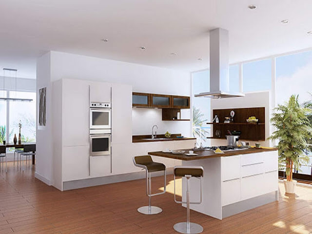 How to Enhance the Look of the Kitchen with Modern Cabinetry System?