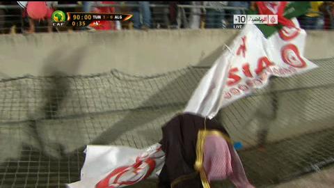match tunisie algerie