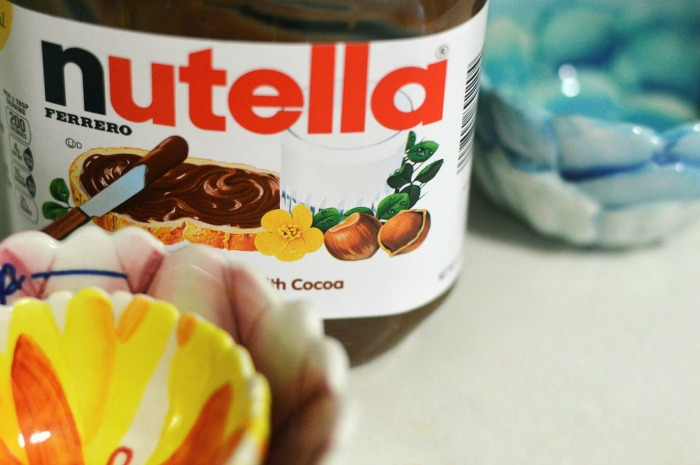 nutella photography