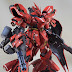 MG 1/100 Sazabi Ver. Ka - Custom Build
