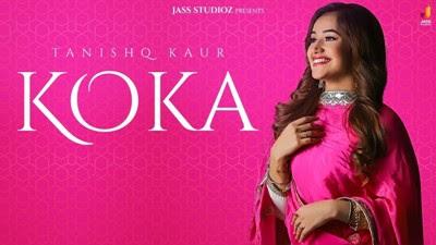 Koka (Cover Song) Lyrics - Tanishq Kaur