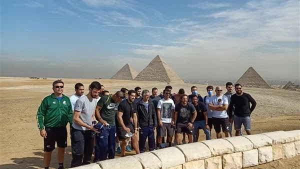 Portugal, Poland and Brazil handball teams host the effects of the pyramid