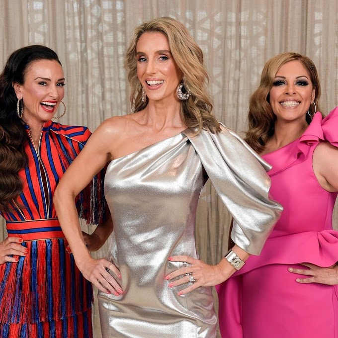 Meet The Real Housewives Of Melbourne Newest Cast Members: Anjali Rao, Cherry Dipietrantonio, And Kyla Kirkpatrick!