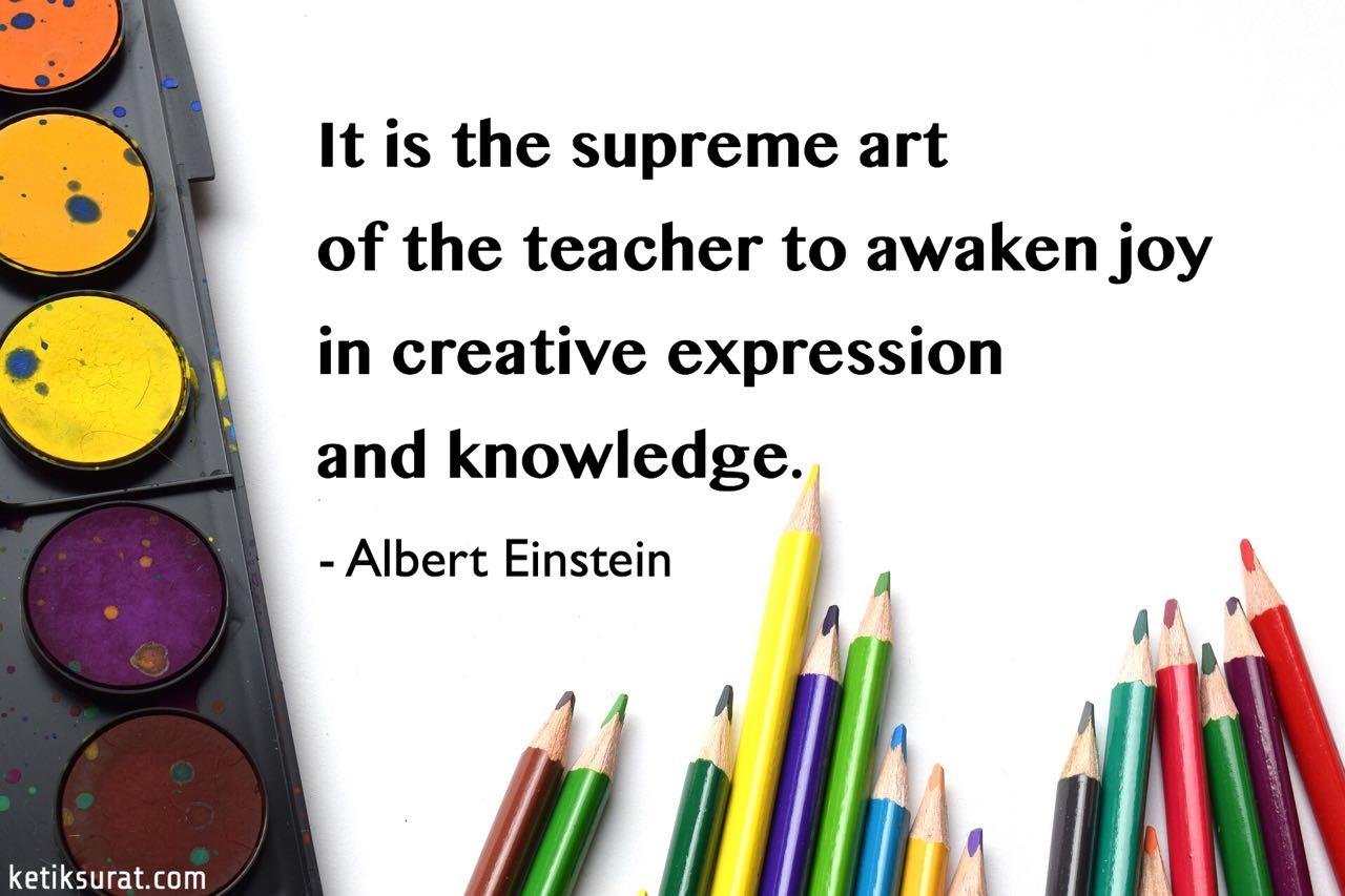 quotes bahasa inggris about teacher dan artinya ketik surat