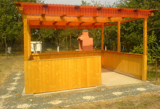 foisor, foisor din lemn, foisor pentru gradina, tamplarie, constructie, pavilion, pavilion din lemn, model foisor, poza foisor,