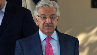 The government does not have the capacity to deal with Corona: Khawaja Asif