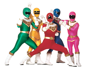 The Strangeverse Power Rangers Mystic Force Review