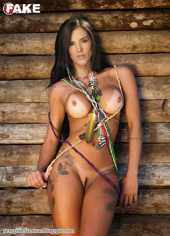 gaby espino desnuda