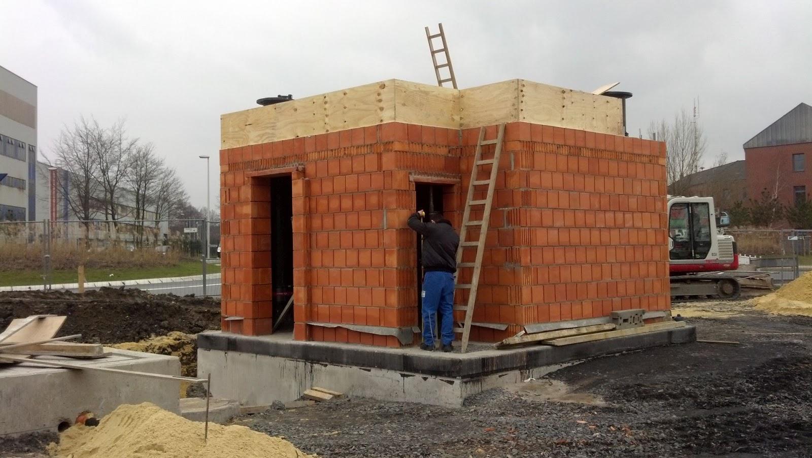 Corten Fassade Wellblech Frobel Metallbau