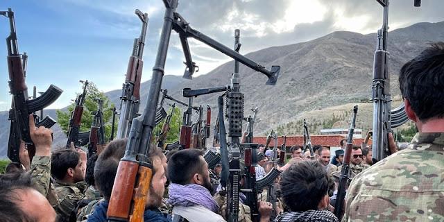 Coba Kuasai Provinsi Panjshir, Delapan Pejuang Taliban Meregang Nyawa