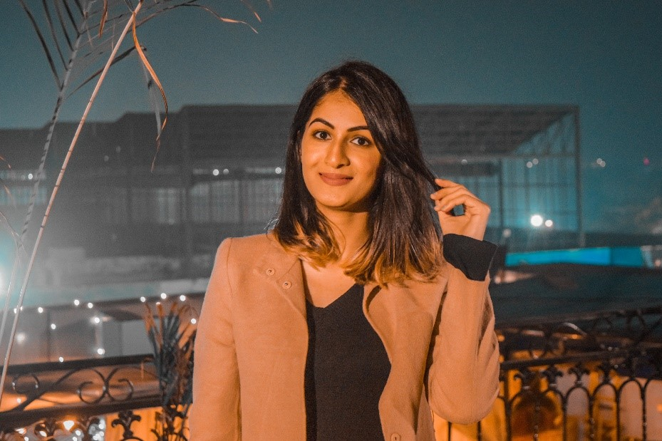 'Best Female Beauty Content Creator' – Ishanki Tiwari, getting all eyes on her through her content.