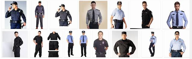 Security Guard Uniform Maker Supplier Tailor Service Provider from Gujarat India