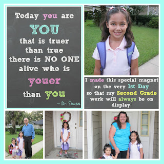 First Day Of School My Daughter First Day Of School Quotes