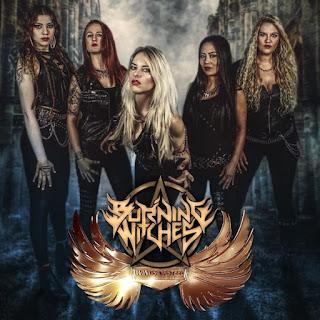 """Το βίντεο των Burning Witches για το """"Wings Of Steel"""" από το ομότιτλο ep"""