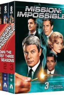 Mission: Impossible (1966–1973) ταινιες online seires xrysoi greek subs