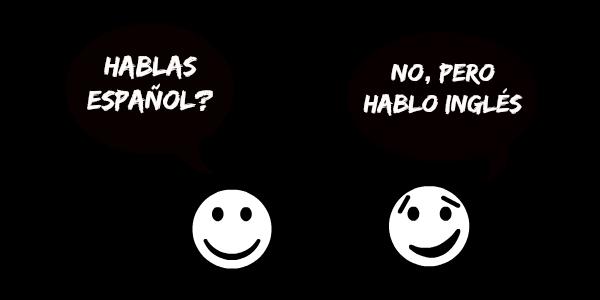 Jak dobrze mówisz po hiszpański za granicą?