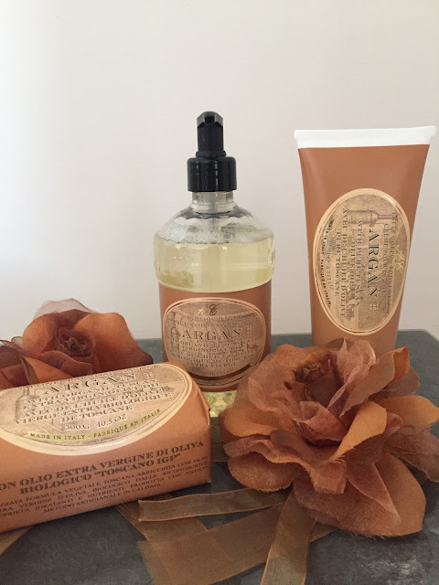 Retrò Collection Argan by Campostrini & La Florentina