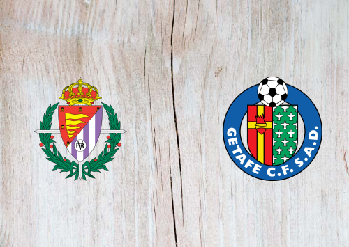 Real Valladolid vs Getafe -Highlights 23 June 2020