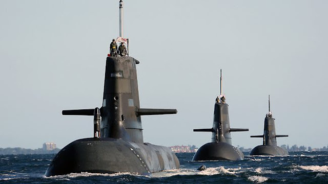 """Naval Group: el CEO viaja a Australia para liquidar el """"contrato del siglo"""" por 12 submarinos"""