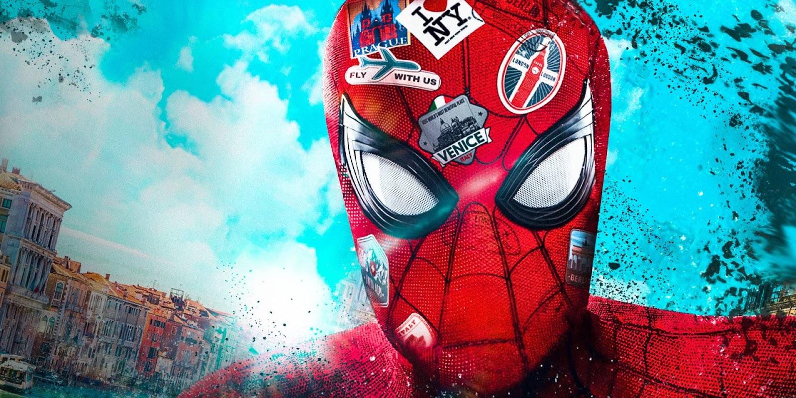 Www Mutiarapermata Com Review Film Spider Man Far From Home