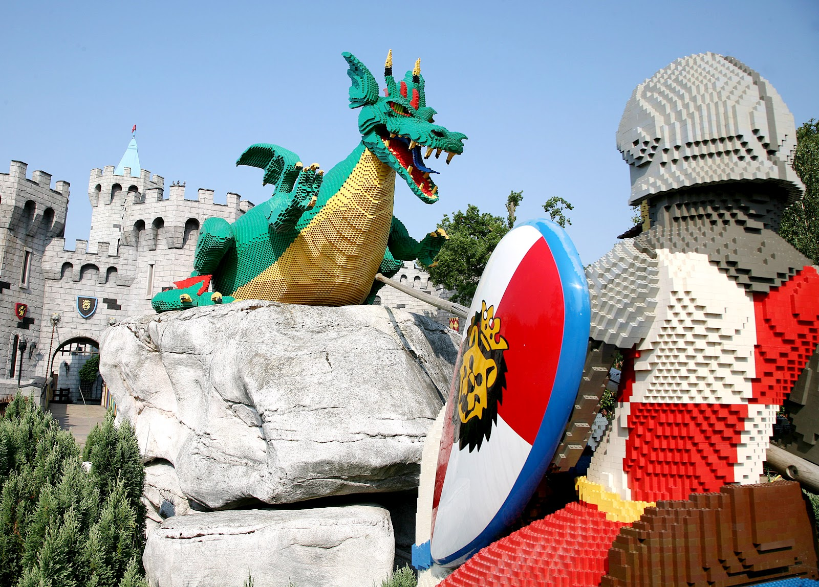 Out And About With Our Tot Legoland Windsor With 3 Year