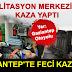 Gaziantep'te Öğrenci servisi şarampole devrildi