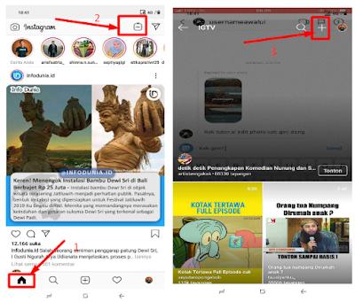 Cara Membuat Swipe Up di Story Instagram Android Tanpa 10K Follower