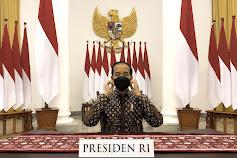 Presiden: PPKM Darurat Dibuka Bertahap pada 26 Juli, Jika Tren Kasus Covid-19 Menurun