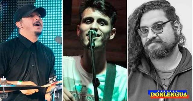 Régimen abre investigación contra los músicos y humoristas acusados por abusos