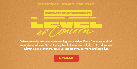 We Participated in Twenty One Pilots' Never-Ending Music Video for Level of Concern!
