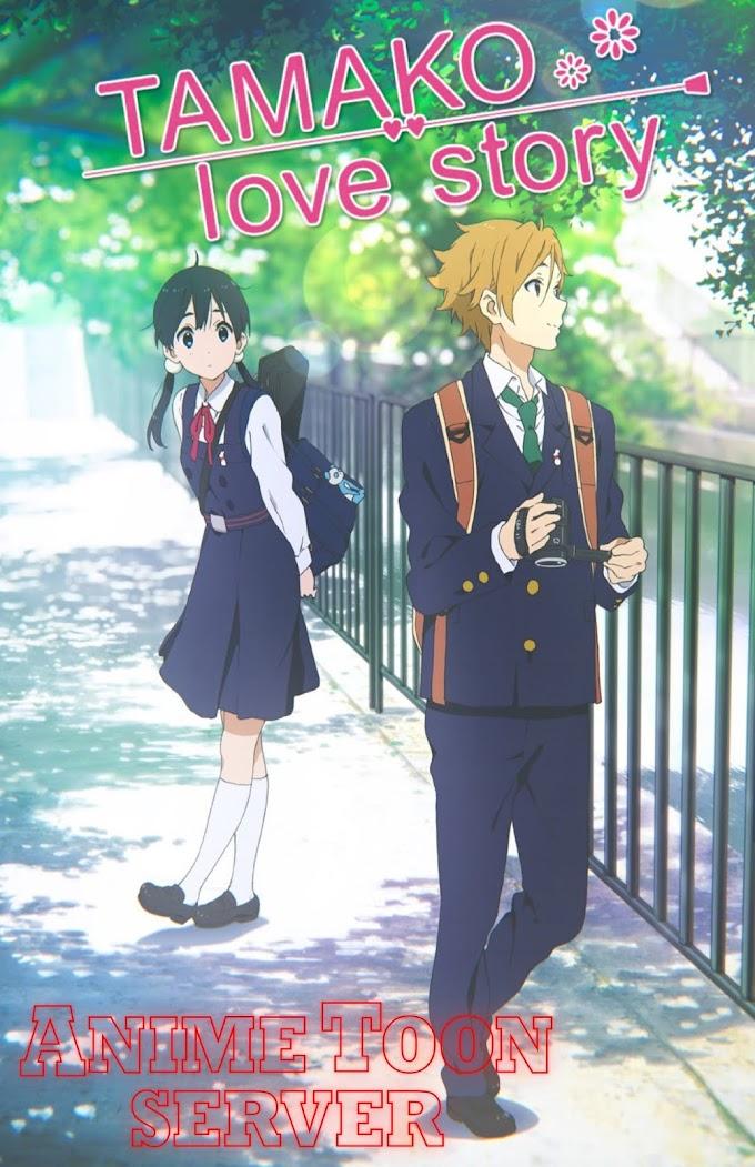 Tamako Love Story | Tamako rabu sutôrî (2014) 480p Hindi Dubbed Download
