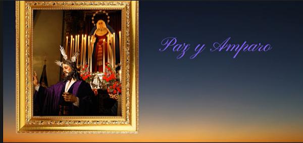 Reportaje fotográfico de la Cofradía de Nuestro Padre Jesús de la Paz y Nuestra Señora María Santísima del Amparo de Cádiz