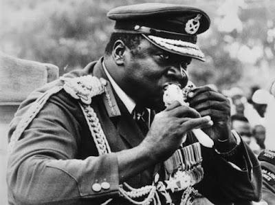 Idi Amin killed his enemies and ate their flesh