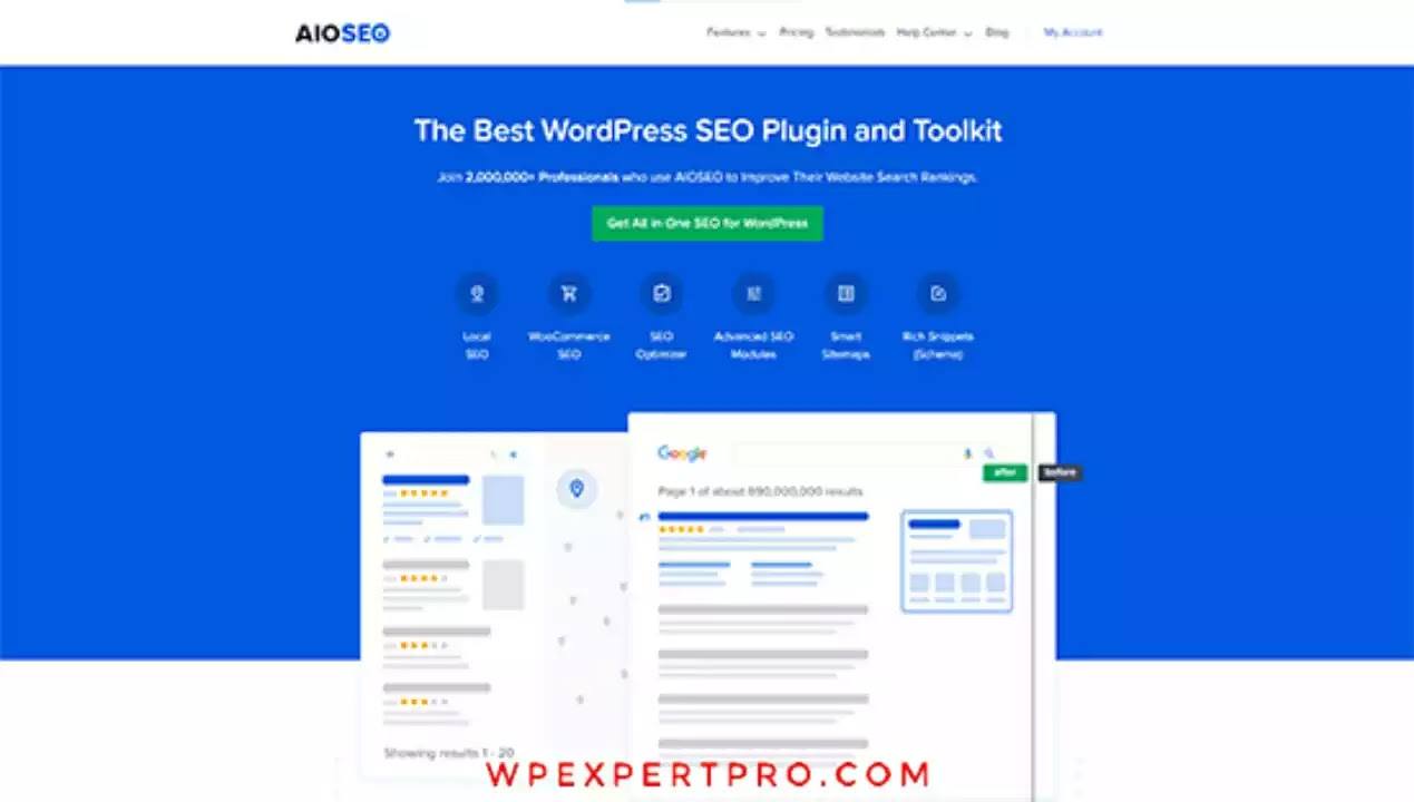 1. All in One SEO for WordPress (AIOSEO)