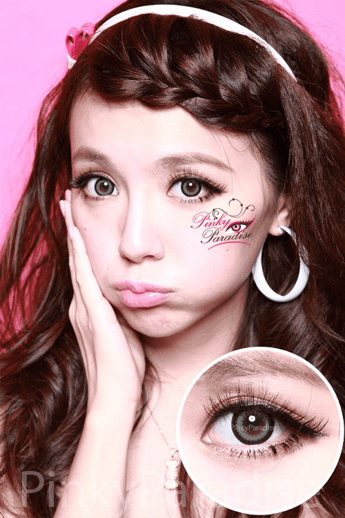 G&G Dreamy I Green Circle Lenses (Colored Contacts)