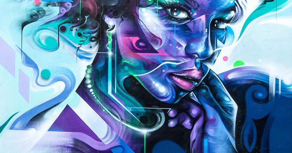 Striking London Mural By Graffiti Artist Mr Cenz Hookedblog Street Art From London And Beyond