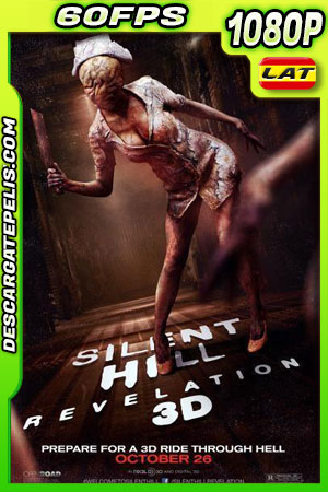 Terror en Silent Hill 2 (2012) 1080p 60fps BDrip Latino – Ingles