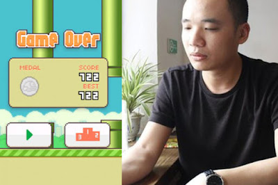 Jugar videojuego Flappybird