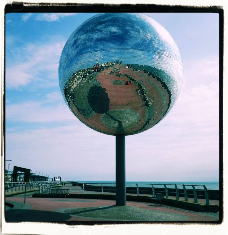 Disco Ball Blackpool: How Amazing Is This!?