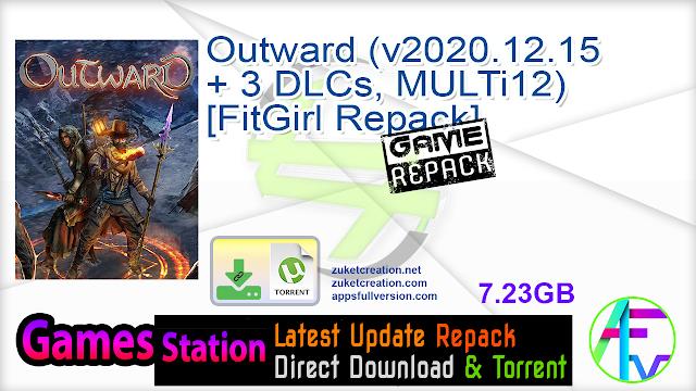 Outward (v2020.12.15 + 3 DLCs, MULTi12) [FitGirl Repack]